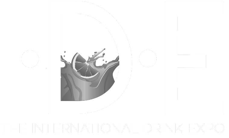 Logo for The International Drinks Expo