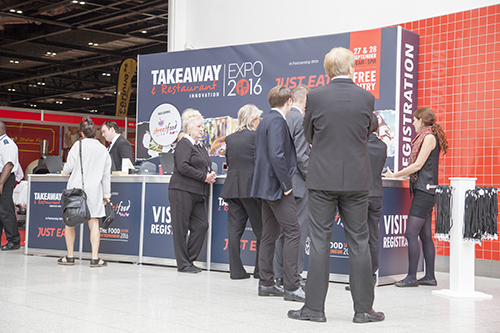 Sponsorships at Takeaway & Restaurant Innovation Expo
