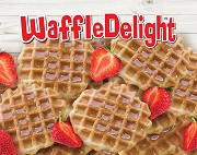 WaffleDelight: Exhibiting at the Takeaway Innovation Expo
