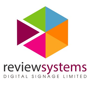 Review Systems Digital Signage: Exhibiting at the Takeaway Innovation Expo