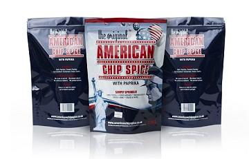 American chip spice asda