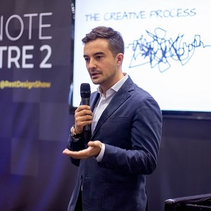 Alexandre Santamaria: Speaking at the Takeaway & Restaurant Innovation Expo