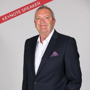 Mark Jones: Speaking at the Takeaway & Restaurant Innovation Expo