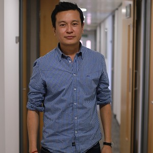 Tsewang Wangkang: Speaking at the Takeaway & Restaurant Innovation Expo