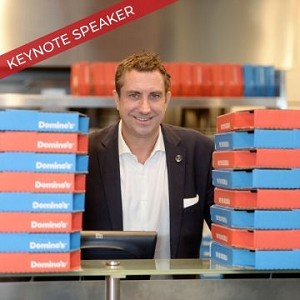 Simon Wallis: Speaking at the Takeaway & Restaurant Innovation Expo