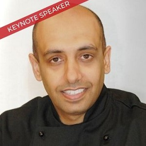 Ajmal Mushtaq: Speaking at the Takeaway & Restaurant Innovation Expo 2018